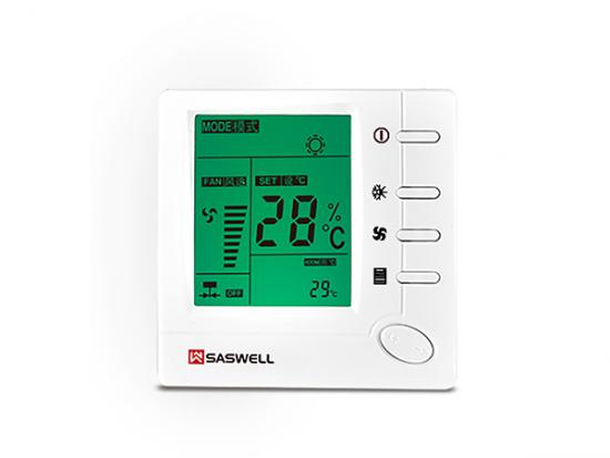 Fan Coil Thermostat Saswell