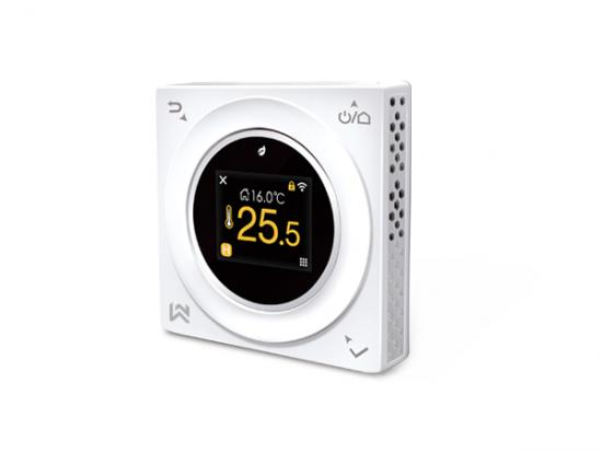 Thermostat for heated floors