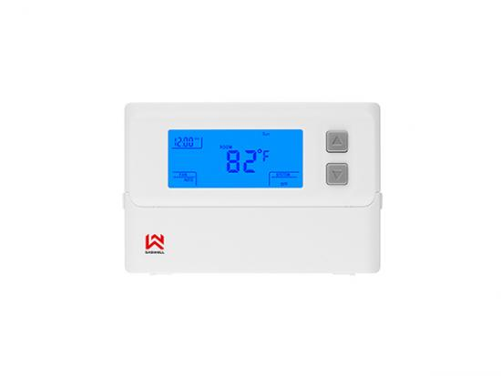 Merchanical Thermostat,1 Heat / 1 Cool single stage thermostat,5+2  Programmable Fan Coil Thermostat