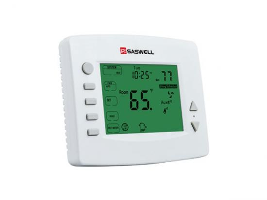 3 Heat/2 Cool universal thermostat,3 heat 2 cool heat pump thermostat,3 heat 2 cool programmable thermostat